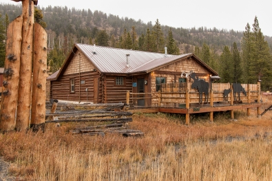 "Cabin #2 - ""Moose Haven"""
